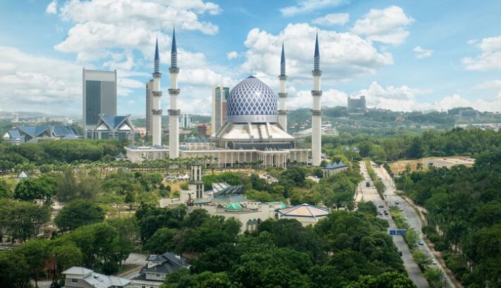 Shah Alam – The Roundabout City